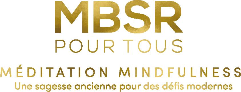 Suite du logo MBSR pour tous